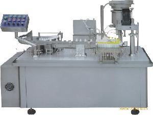 YXT-YGB型小剂量灌装旋盖机一体机