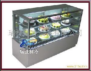 直角蛋糕展示柜