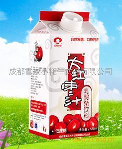大红枣乳酸菌饮料