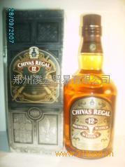 芝华士十二年威士忌
