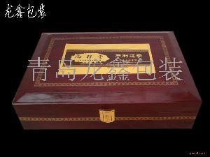 青岛龙鑫高档包装盒