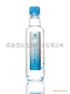 爱迪圣源小分子团活化水320ml六角瓶