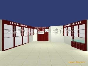 木质展柜设计订做