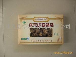 精美香菇礼盒