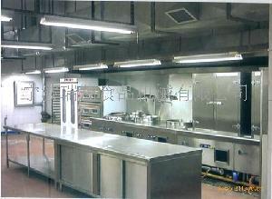 整套中央厨房设计