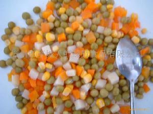 混合蔬菜罐头