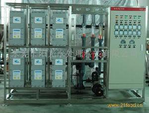 太阳能光伏行业超纯水设备