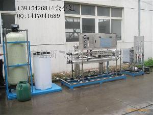 饮料行业勾兑水处理设备