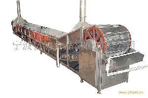 链斗式预煮机