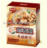 冬菇排骨燕麦粥