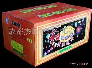 食品调料外纸箱