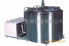 不锈钢牛奶制冷储罐(立式)