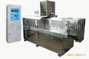 双螺杆鱼饲料机械设备生产线