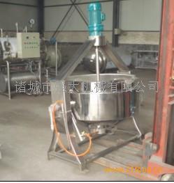 燃汽罐头夹层锅搅拌夹层锅豆沙刮底搅拌夹层锅