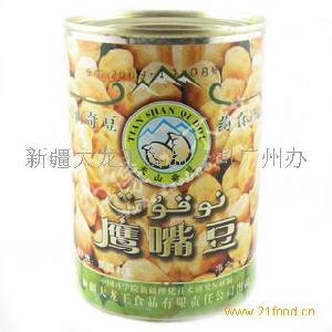 鹰嘴豆罐头