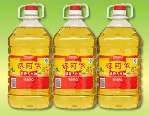 娇阿依大豆油