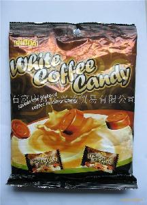 马来西亚 联达 白咖啡糖