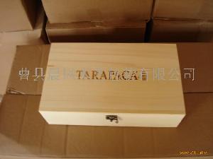 双支红酒木盒