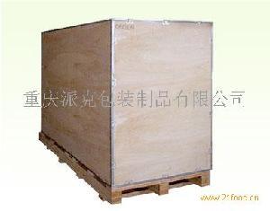 免薰蒸胶合板木箱