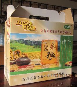殷实康五谷杂粮礼品盒