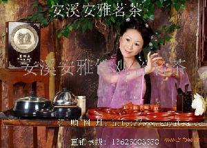 安雅浓香铁观音王茶叶-秋茶(特级)