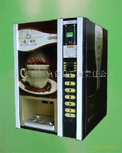 四川四种口味冷热型压缩制冷咖啡机