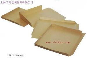 纸质滑托板slip sheet