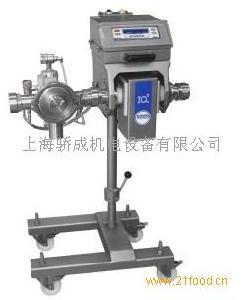 管道式金属检测机 适用于肉糜、肉末、汤料等的检测