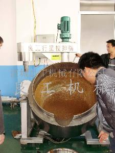 高粘度行星搅拌炒锅—天然气(手动型)