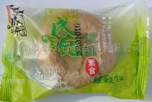 """""""成冠""""桃酥(绿茶花生味)"""