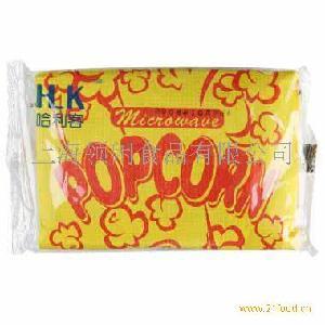 哈利客 微波炉膨化玉米(奶油甜味)110g/袋