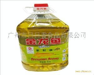金龙鱼菜籽油5L