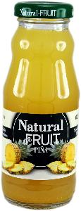 菠萝汁(200毫升玻璃瓶装)