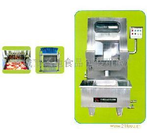 1全自动 盐水注射机 鸡鸭腌制(YZ-120针 )