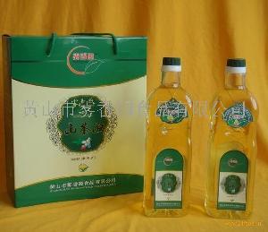 雾香园野生山茶油