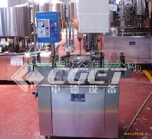 啤酒灌装设备