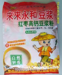 红枣高钙豆浆粉350g