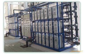 电厂除盐水设备系统工程
