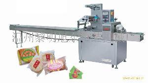 供应DZB-250B多功能枕式版块全自动包装机