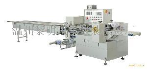 供应SD型下送膜全自动枕式包装机