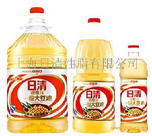 日清色拉油(一級大豆油)