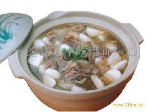 河南小吃培训 刘记羊肉汤