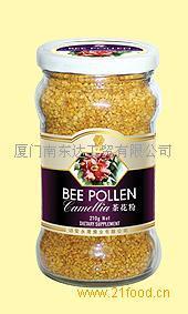 茶花 蜂花粉
