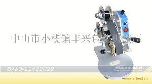 DY-6打码机 印码机 日期打印机