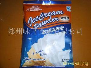 国晶冰淇淋粉