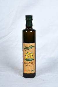有机初榨橄榄油500