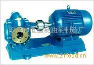 输油式齿轮油泵