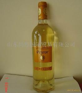 侯爵百億豪優質甜白葡萄酒