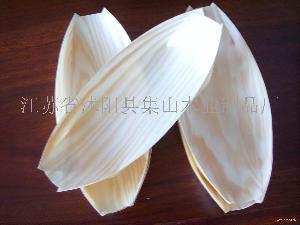 木片船型包装