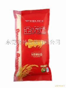 金龙鱼大米袋